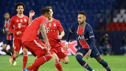 Neymar và Paris SG đã gạt bỏ chướng ngại lớn nhất mang tên Bayern. Ảnh: Getty Images