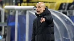 HLV Pep Guardiola thận trọng trước trận quyết định vé vào chung kết. Ảnh: Getty Images