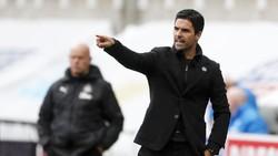 HLV Mikel Arteta khó có thể hài lòng với khởi đầu mùa giải mới này.