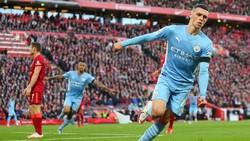 Phil Foden đã sắm vai trò không thể thiếu của Man.City. Ảnh: Getty Images