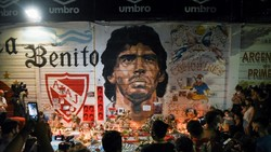 Người hâm mộ sẽ có nhiều hoạt động tưởng niệm nhân ngày giỗ đầu của Diego Maradona.