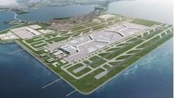 Thiết kế sân bay quốc tế Sangley. Ảnh: SPIA