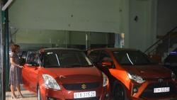 Xe phục vụ mùa tết tại cơ sở cho thuê xe tự lái 25 đường Hoàng Diệu 2  (phường Linh Trung, TP Thủ Đức)