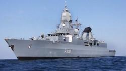 Một khinh hạm lớp Sachsen của Đức. Nguồn: Bunderswehr