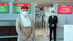 Emirates mang đến sự an tâm cho khách hàng với chính sách cập nhật mới nhất