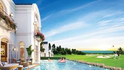 PGA Golf Villas tại NovaWorld Phan Thiet được đánh giá cao bởi phong cách thiết kế sang trọng, hiện đại. Ảnh: NOVANLAND