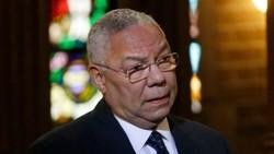 Cựu Ngoại trưởng Mỹ Colin Powell. Ảnh: REUTERS