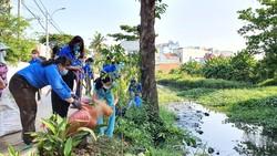 Quận 12 tổng vệ sinh xóa các điểm ô nhiễm