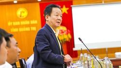 Quảng Trị và nhà đầu tư đặt mục tiêu khởi công sân bay vào tháng 9-2021
