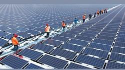Dự án điện mặt trời tại Ninh Thuận