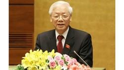 Tổng Bí thư Nguyễn Phú Trọng. Nguồn: TTXVN