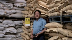 Ông Sun Dawu năm 2019. © AFP qua Getty Images