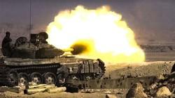 Từ nhiều hướng, quân đội Ukraine đã tấn công vào các vị trí của dân quân Luhansk thân Nga tại miền Đông nước này.