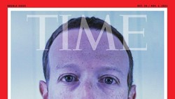 Ảnh bìa minh họa cho bài viết của tạp chí TIME