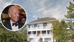 Một nhà riêng của ông Biden.