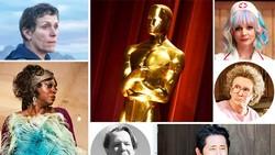 Các ứng viên đề cử Oscar 2021 đều rất nổi trội. Ảnh: ew.com