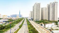 Hạ tầng đô thị được ưu tiên phát triển ở TP Thủ Đức. Ảnh: HOÀNG HÙNG