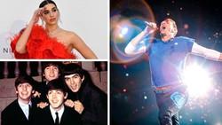 Xuất khẩu âm nhạc Anh đạt kỷ lục