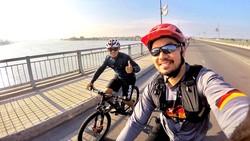 Đạp xe vui khỏe ngày càng được nhiều người lựa chọn