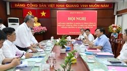 Tăng cường đầu tư xây dựng lưới điện tại quận Bình Tân, huyện Cần Giờ