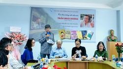 """Nhà văn Trần Hoài Dương: """"Vàng ròng"""" của văn học thiếu nhi Việt Nam"""