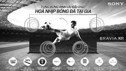Sony Việt Nam khuyến mãi hấp dẫn chào đón UEFA EURO 2021