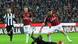 Trận AC Milan - Udinese