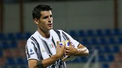 Alvaro Morata đã hồi phục chấn thương