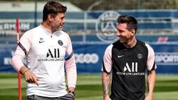 Pochettino và Leo Messi ở PSG