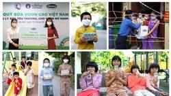10 tỷ đồng và 1 triệu ly sữa hỗ trợ cho trẻ em khó khăn do tác động của Covid-19