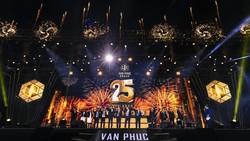 Lễ kỷ niệm 25 thành lập Van Phuc Group được tổ chức tại Quảng trường Diamon.