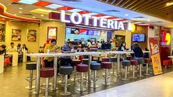 Một chuỗi Lotteria tại TPHCM.