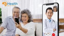 Nền tảng AiHealth giúp người dân kết nối bác sĩ riêng tư vấn khám bệnh mọi lúc mọi nơi.