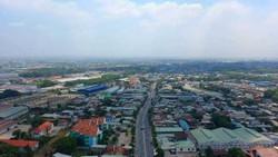 Kinh tế xã hội thị xã Tân Uyên phát triển mạnh trong thời gian qua