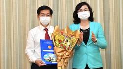 Ông Đào Minh Chánh giữ chức Phó Giám đốc Sở Kế hoạch và Đầu tư TPHCM