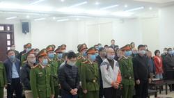 Ông Đinh La Thăng, Trịnh Xuân Thanh và 10 bị cáo khác chuẩn bị hầu tòa