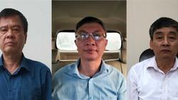 Bắt Giám đốc Sở GD-ĐT tỉnh Điện Biên Nguyễn Văn Kiên