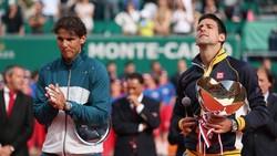 """Lễ trao giải trận chung kết Monte Carlo Masters 2013, khi Djokovic """"dám thắng"""" Nadal"""