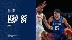 Tuyển Mỹ đánh bại tuyển TBN 95-81