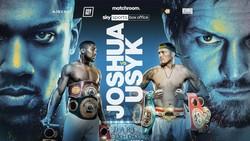 AJ sẽ đấu Usyk vào ngày 25-9 tới đây