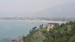 Vị trí dự kiến xây dựng cảng Liên Chiểu (TP Đà Nẵng)