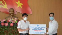 Bí Thư Thành ủy Đà Nẵng khen thưởng 100 triệu đồng cho UBND quận Sơn Trà