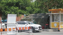 Các chốt kiểm soát dịch ở TP Đà Nẵng sẽ triển khai khai theo quy định mới này