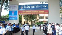 Kỳ thi tuyển sinh lớp 10 tại Bình Phước diễn ra an toàn, nghiêm túc
