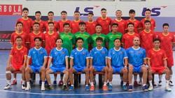 Đội tuyển futsal Việt Nam mang sang UAE 17 cầu thủ. Ảnh: THANH ĐÌNH