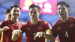 Chiến thắng của Đội tuyển Việt Nam làm nức lòng người hâm mộ. Ảnh: KHƯƠNG DUY