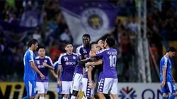 Hà Nội FC vừa tập luyện chuẩn bị cho AFC Cup 2021, vừa chờ thông báo chính thức từ AFC. Ảnh: AFC