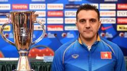HLV Bruno Garcia nộp đơn từ chức dẫn dắt đội tuyển futsal Nhật Bản. Ảnh: ANH TRẦN