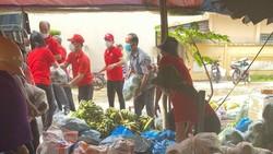 Hơn 9.000 tấn nông sản ở Hậu Giang đến kỳ thu hoạch không có thương lái thu mua