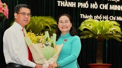 Chủ tịch UBND quận 1 được bầu làm Phó Chủ tịch HĐND TPHCM khóa IX
